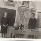Αναμνηστική τάξης φωτογραφία σχολείου από το αρχείο του Α. Φαράντου