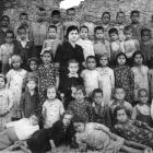 1o Δημοτικό Σχολείο Κρουσώνα, Γ΄τάξη, 1940