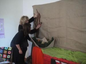 Η προετοιμασία ξεκινάει: Άντα Ευαγγέλου και Γιολάντα Τσορώνη-Γεωργιάδη