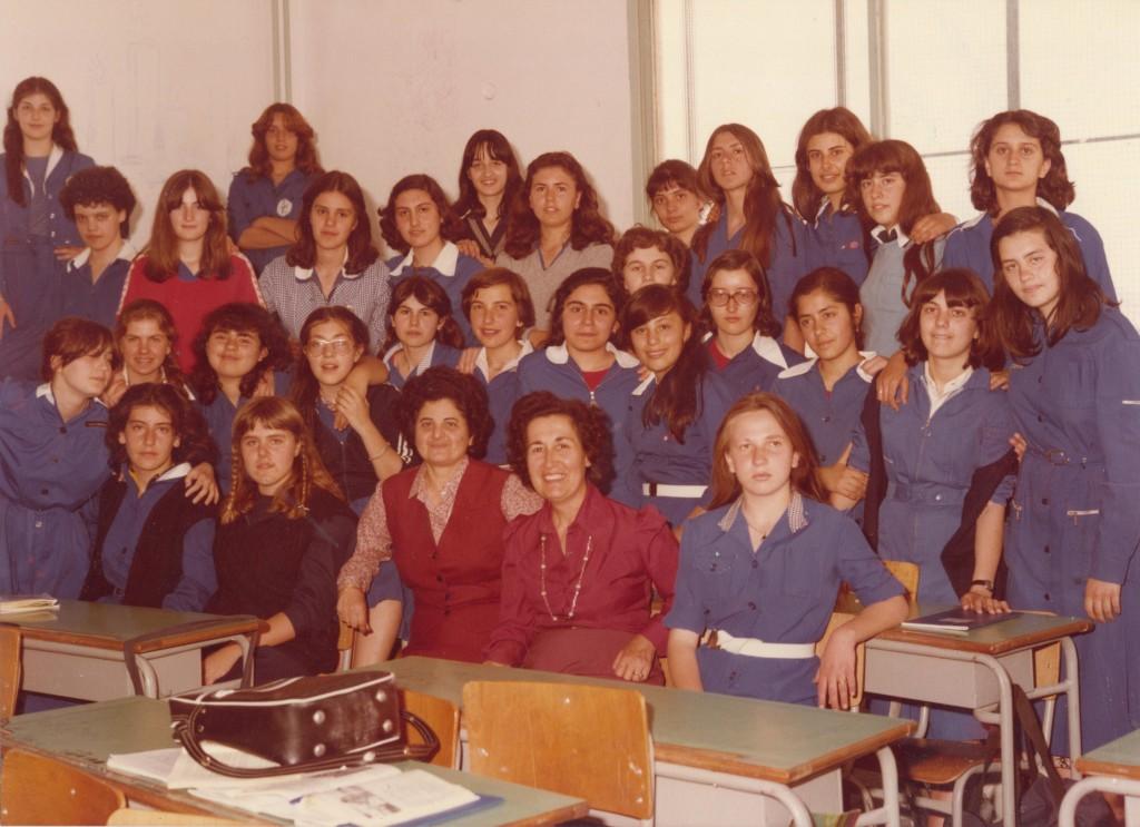 Γ  Γυμνασίου 1980-1981, Ζωγράφου